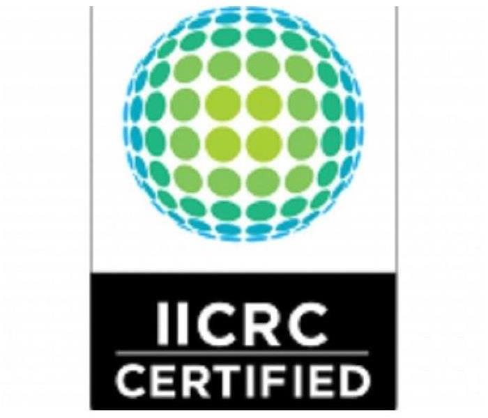 SERVPRO of Santa Cruz is IICRC Certified! | SERVPRO of Santa Cruz